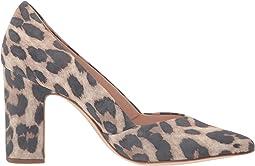 Leopard Suede
