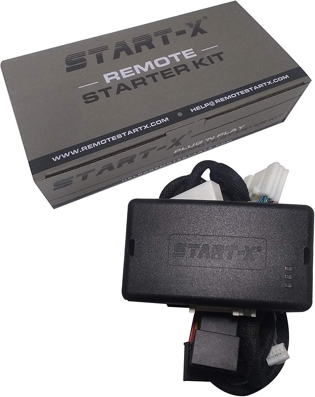 Start-X Plug N Play Remote Ranking TOP7 Start 2013-2018 Popular brand in the world A Rav4 for Starter