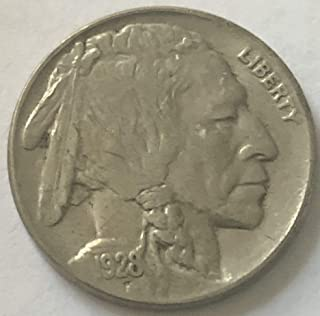 1928 buffalo nickel p