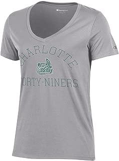 Champion NCAA Womens NCAA Women's University Short Sleeve V-Neck T-Shirt