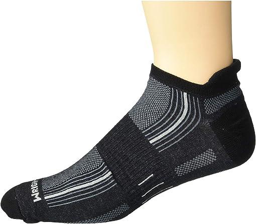Black/Grey Stripe