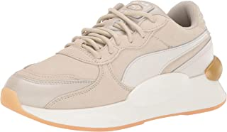PUMA Womens Rs 9.8 Grey Size: 9.5