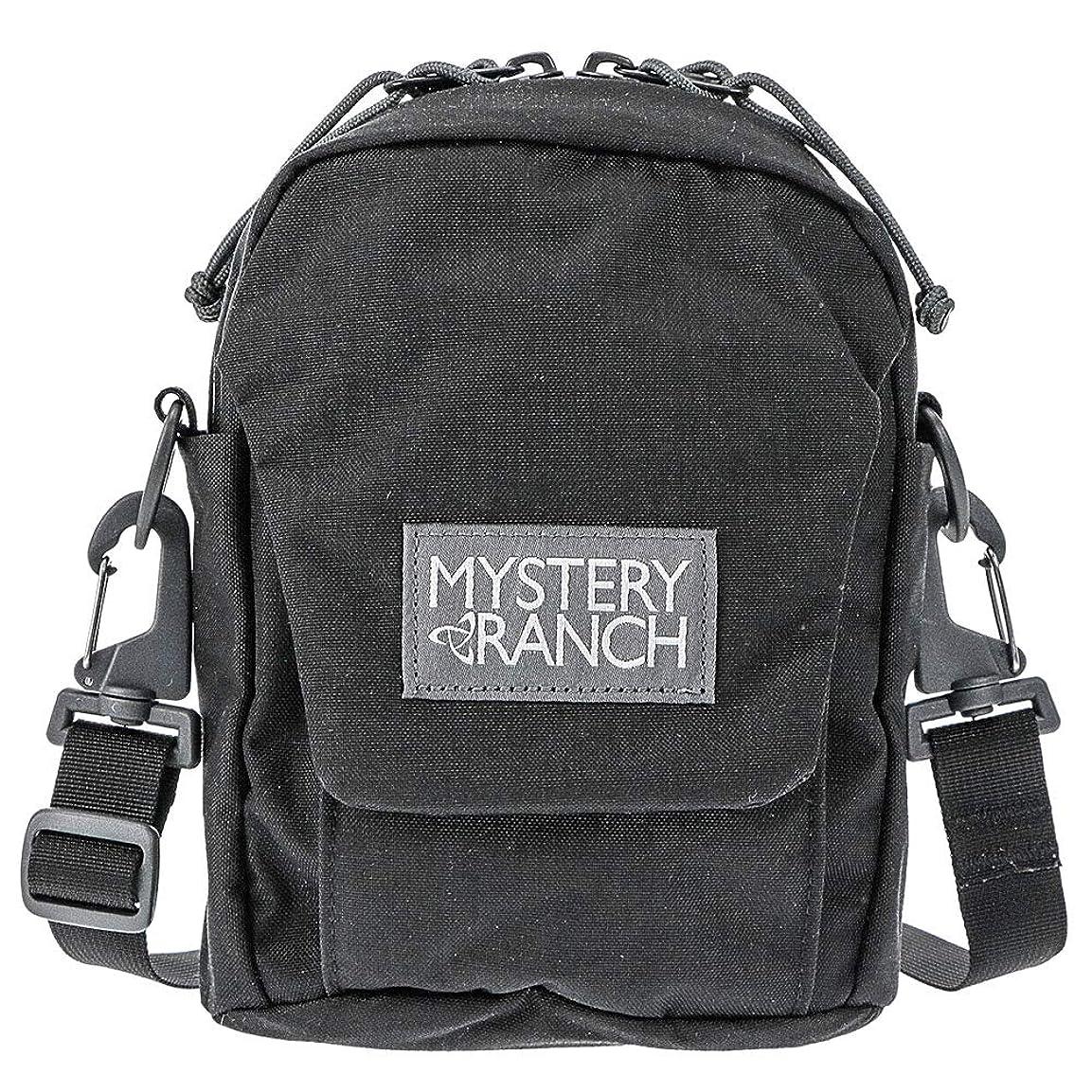 起きる拾うクラッシュMYSTERY RANCH(ミステリーランチ) ショルダーパック 斜め掛け ビッグボップ BIG BOP BLACK ブラック メンズ レディース バッグ [並行輸入品]