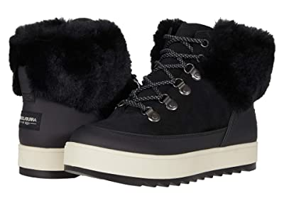 Koolaburra by UGG Tynlee Lace-Up (Black) Women
