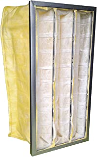 Replacement Inner Bag Air Filter for Powermatic PM1200 Air Filtration Unit