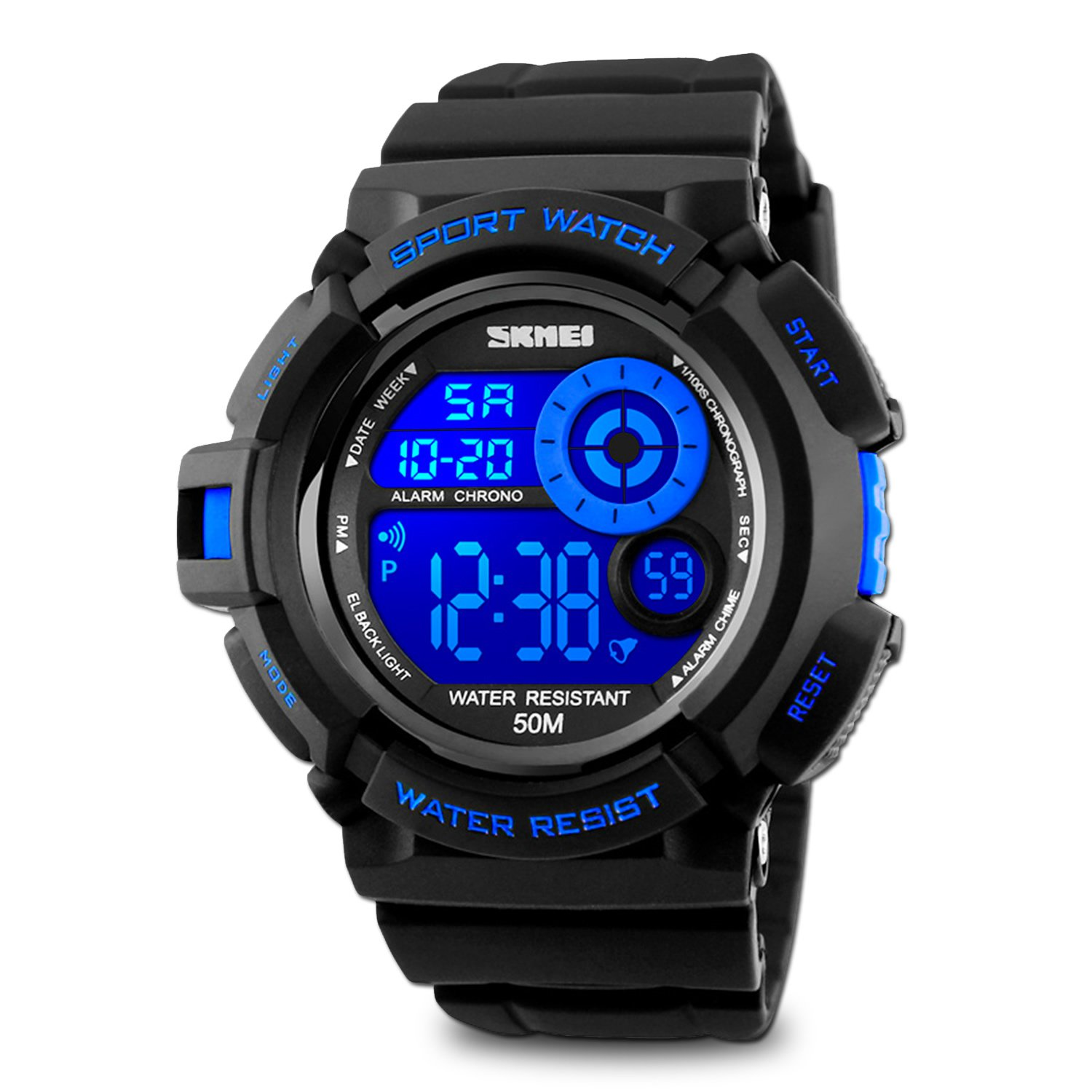 Aposon Electronic Waterproof Wristwatch Resistant