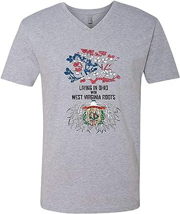 Tenacitee Babys Living in Alabama West Virginia Roots Shirt