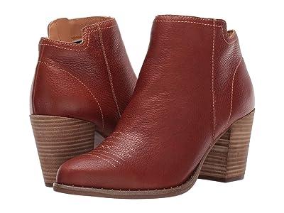 Dingo Call Back (Cognac) Cowboy Boots