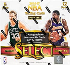 2016/17 Panini Select NBA Basketball HOBBY box (12 pk)