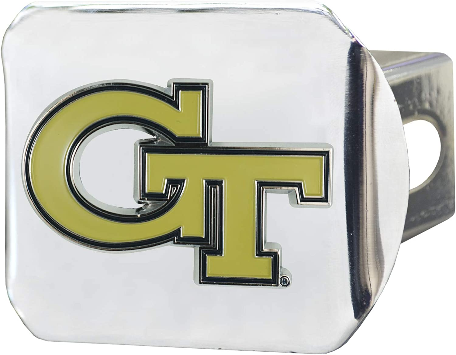 NCAA Georgia Tech color HitchChromecolor HitchChrome, Team colors, One Sized