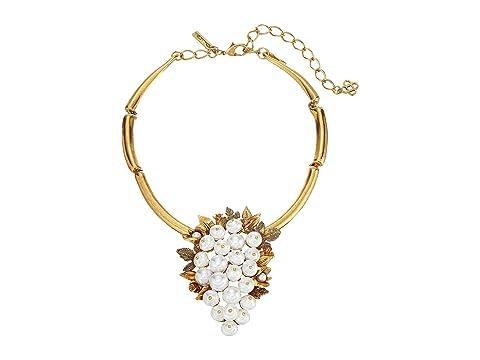 Oscar de la Renta Baroque Pearl Necklace
