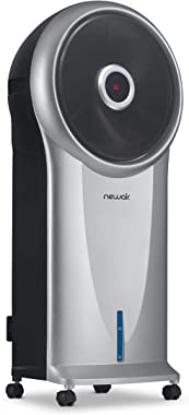 NewAir Evaporative Air Cooler and Portable Cooling Fan, 470 CFM with CycloneCirculationTM and Energy Efficient Eco-Friendly C