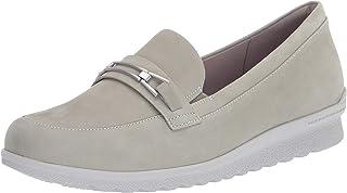 حذاء نسائي من Aravon Josie Bit Loafer، SAGE، 7 W US