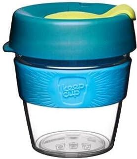 KeepCup Original Clear Edition Ozone 227ml Reusable Cup, S, Multicolour