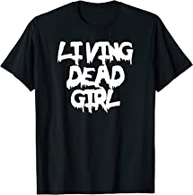 Living Dead Girl - Zombie T Shirt - Black