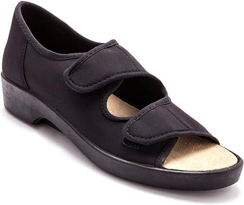 Pediconfort Sandale, dehnbar, Pa aac12vpvp43746 Neue Schuhe