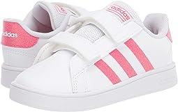 Footwear White/Real Pink/Footwear White 1