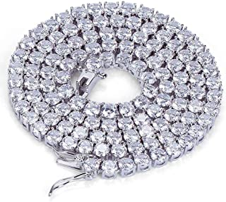 4 row iced out chains