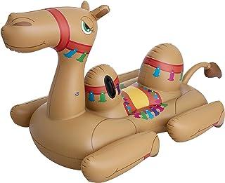 Bestway Camel Pool Float, Multi-Colour, 2.21 x 1.32 m, 41094