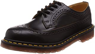 Dr. Martens Men's Made in England Vintage 3989 Brogue Lace Up