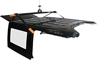J-BARR: Jeep Wrangler Hardtop Removal and Storage System (4-DOOR Model (Full Kit))