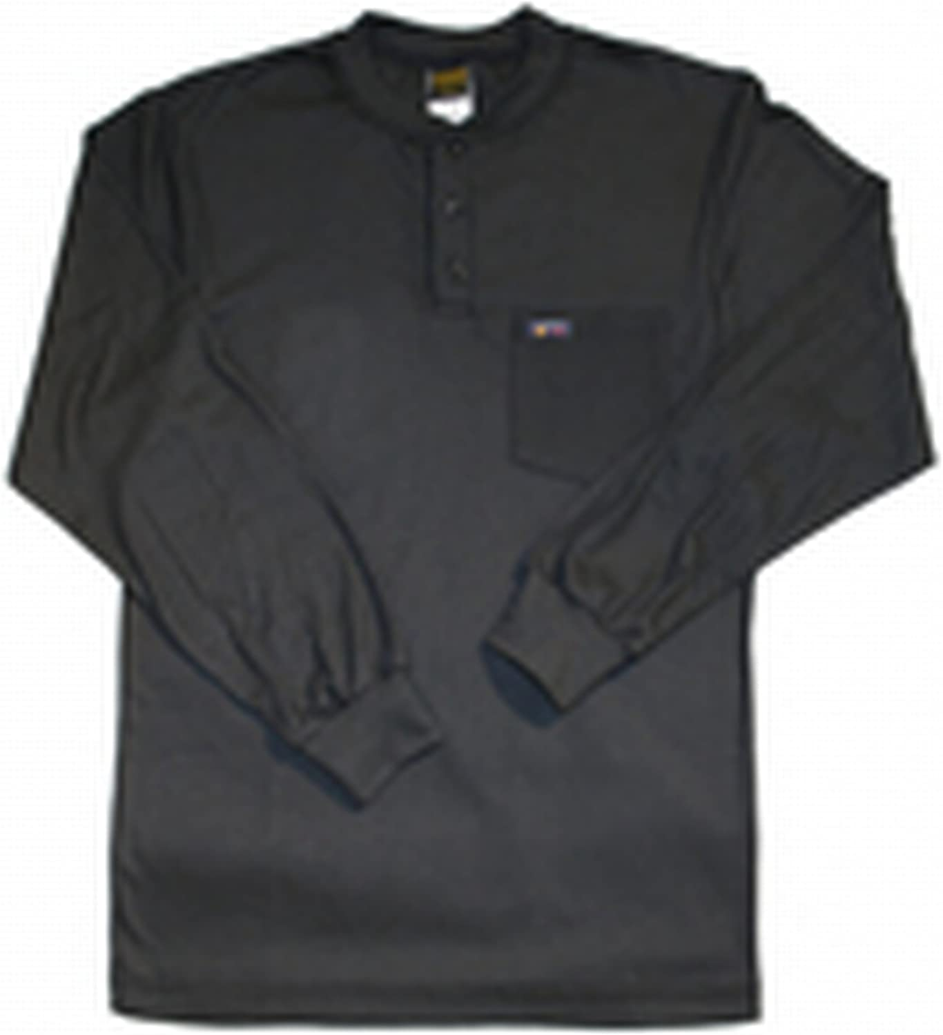 LAPCO FRT-HEN NVY-2XL Lightweight Great interest Flame Long Resistant Max 83% OFF Sl Henley