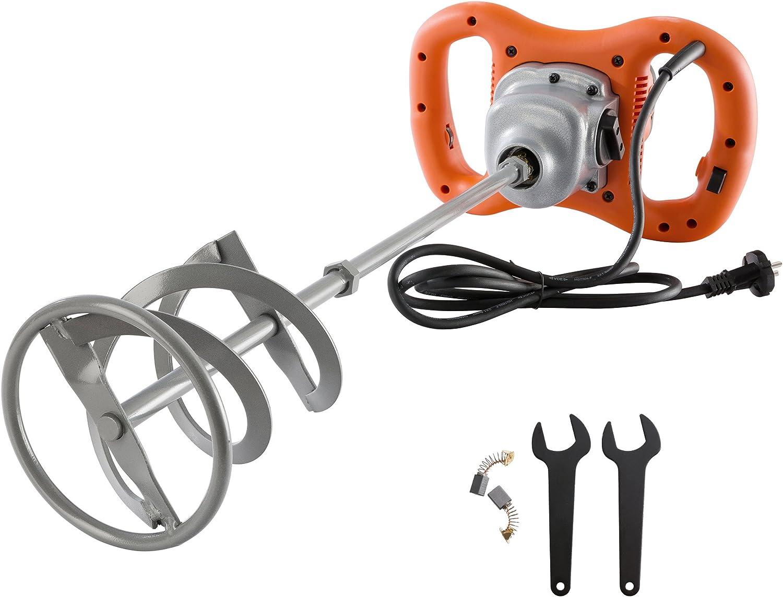 Arebos - batería | batidor eléctrico | Mezclador de mano | batidora de mortero | 1200 W
