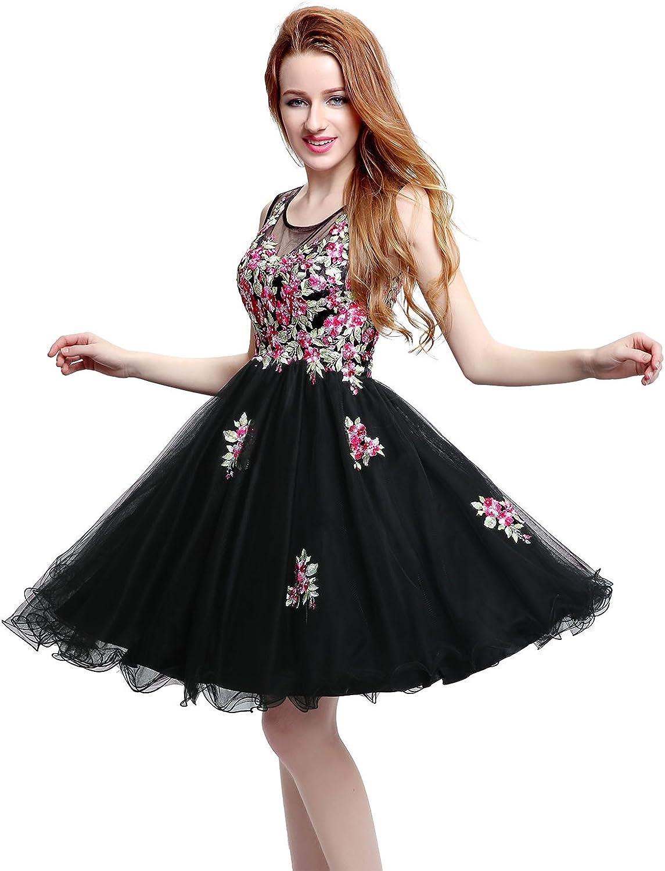 Belle House Black Tulle Homecoming Dresses Short 2018 Homecoming Dress for Juniors