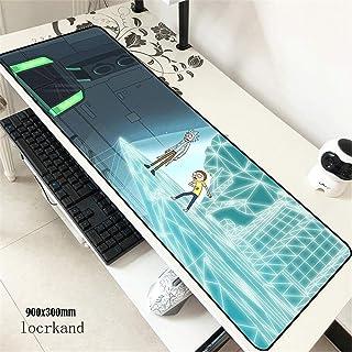 Jugador del Juego Alfombrilla de ratón tamaño Personalizado y diseño 2 400X700X3MM
