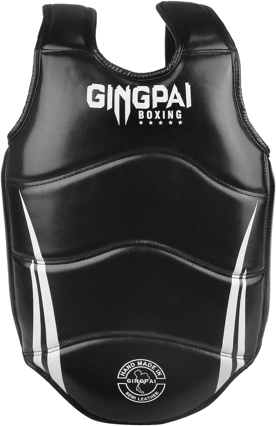 Boxing Chest Guard MMA 4 years warranty Martial Arts Bod Armour Shield Max 60% OFF Solid Rib