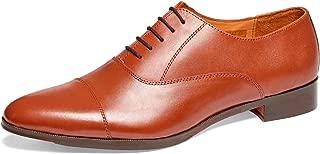 Carlos by Carlos Santana Men's Legacy Oxford Dress Shoes Classic Wedding Blake Stitch