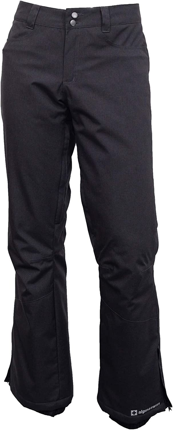 Max 76% OFF Alpine Reservation Swiss Mens Waterproof Ski Wi Insulated Snowboarding Pants