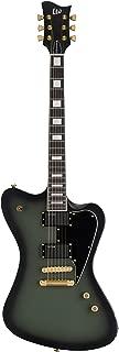 ESP LTD Sparrowhawk Signature Series Bill Kelliher Electric Guitar, Military Green Sunburst Satin