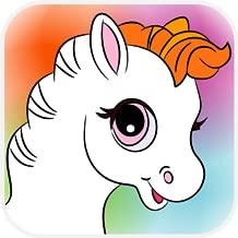 My Pony Kids Coloring
