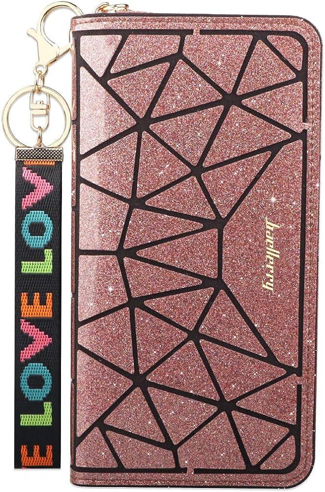Larber portafoglio custodia in pelle per iphone 7 plus / 8 plus / x / xs max / 11 / samsung galaxy note edge LB-Bag2