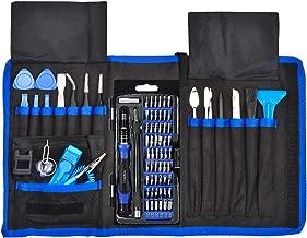 80 in 1 Precision Screwdriver Set,Magnetic Screwdriver Bit Kit,Professional Electronics..