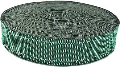 Cincha de tapicería elástica de 40 mm, 12 metros, correas de ...