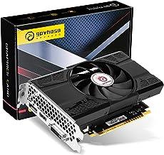 GPVHOSO Nvidia GeForce GTX 1050 Ti Graphics Card, 1752MHz, 4GB 128-Bit GDDR5 PCI Express 3.0 x 16, DP/HDMI/DVI-D Tri-Port...