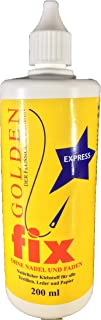 Goldenfix Golden Fix Express Textilkleber Textilkleber, Stoffkleber, Waschmaschinenfest..