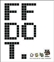 FF DOT: The Pixel Art of Final Fantasy (Final Fantasy Dot) PDF