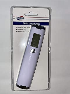 American Tourister Am Tourister Royalty Digital Lugage Scale