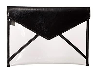 Rebecca Minkoff Leo Clutch (Black 13) Clutch Handbags