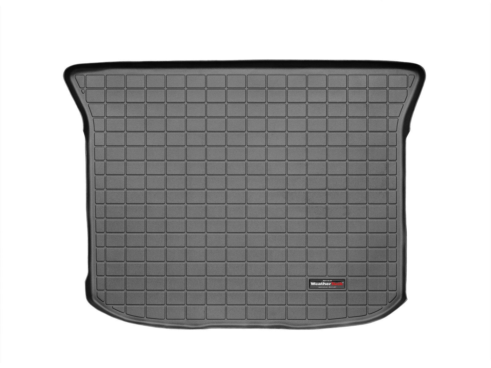 WeatherTech  441201  Custom Fit Front FloorLiner for Select Ford Models Black