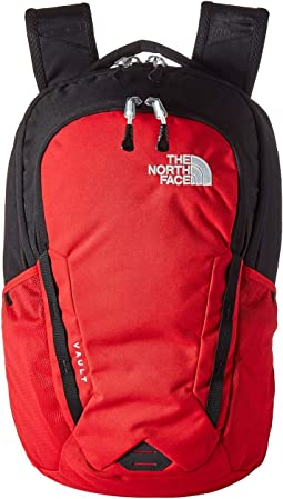 TNF Red/TNF Black