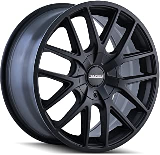 Touren TR60 3260 Wheel with Matte Black Finish (18x8