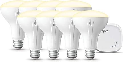 Sengled Smart light Bulb Starter Kit, Smart Bulbs that Work with Alexa & Google Home, Smart Bulb BR30 Alexa Light Bulbs, S...