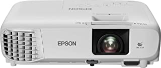 Epson EH-TW740 3LCD, Full HD 1080p, 3300 Lumens, 386 Inch Display, Up to 18 Years Lamp Life, Home Cinema Projector - White