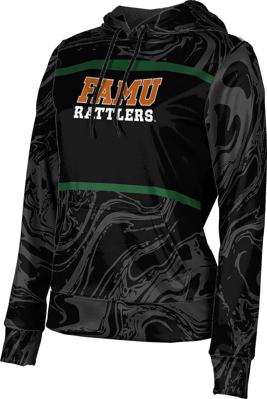 ProSphere Florida A&M University Girls' Pullover Hoodie, School Spirit Sweatshirt (Ripple)