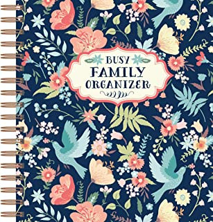 Busy Family Organizer (Planner, address book and more!)