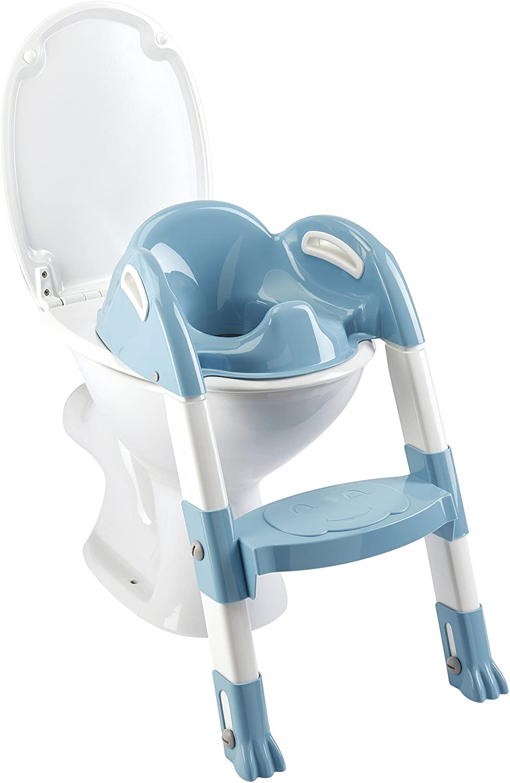 Moligh doll R/éducteur WC Enfant Siege Toilette Enfant dapprentissage Adaptateur WC Antid/érapant Rehausseur Toilette Enfant Universel Reducteur de Toilette